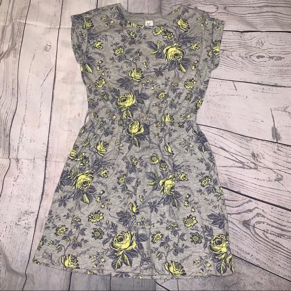 Gap kids girls rose dress size large (10)